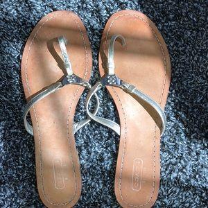 Coach Sandals Size 9